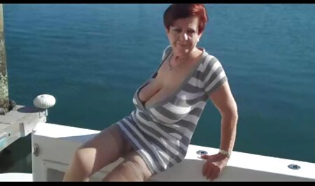 Stepsis sec thu nguoi va ngua Michelle Martinez được fucked qua hai cocks